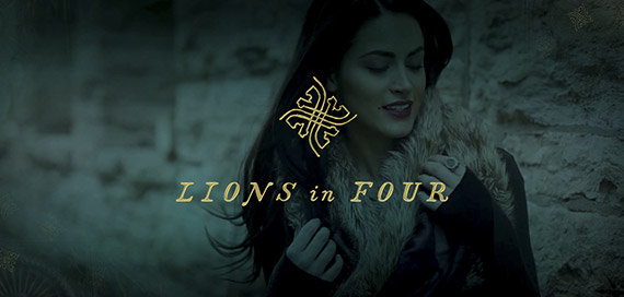 Lions In Four